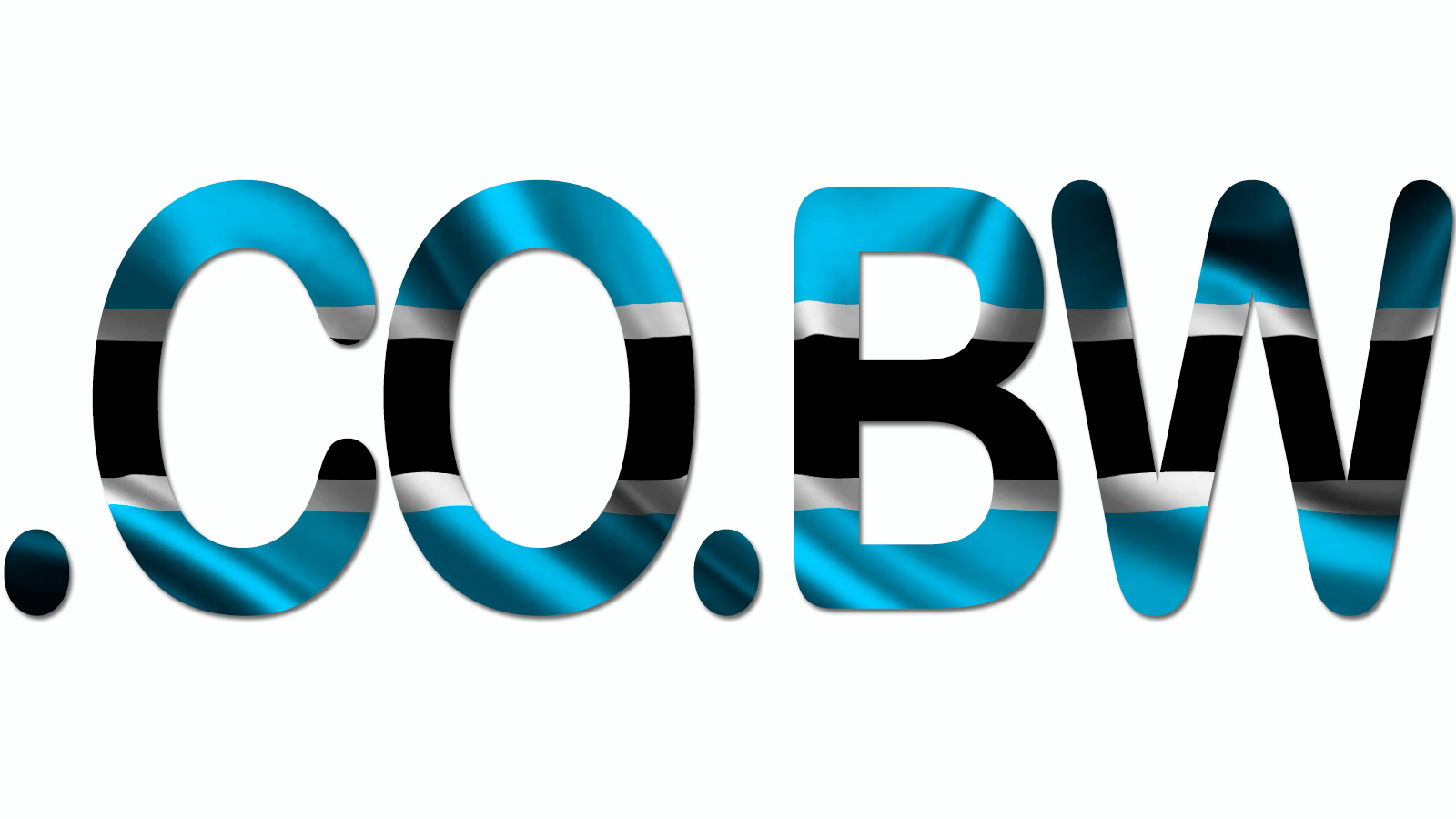 .co.bw domain extension image